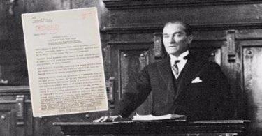 ATATÜRK'ÜN 1917 YILI RAPORLARINDA FİLİSTİN