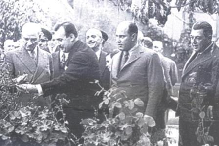 Atatürk'ün Çevre ve Doğa Sevgisi