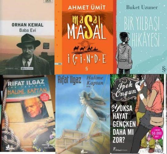 Gençlere Tatil İçin Beş Kitap
