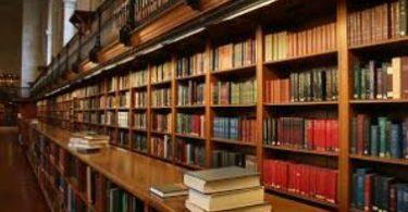 Kütüphaneler Haftası İle İlgili Yazı