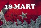 18 Mart Çanakkale Zaferi İle İlgili Şiir