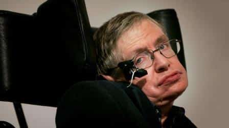 Stephen Hawking Kimdir?