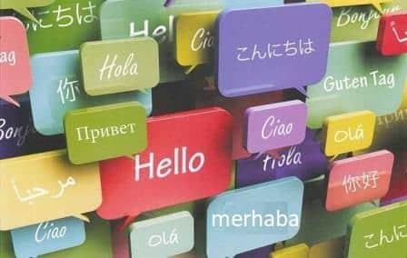 Dünyada Dil Aileleri Hakkında Bilgiler, Liste Halinde Kısaca