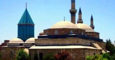 Konya Kısa Tanıtım ve Gezi Rehberi 1 – mevlana muzesi nerede 1