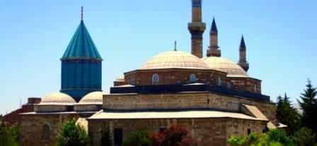 Konya Kısa Tanıtım ve Gezi Rehberi