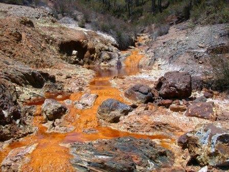 Madenciliğin Çevreyi Kirletmesi