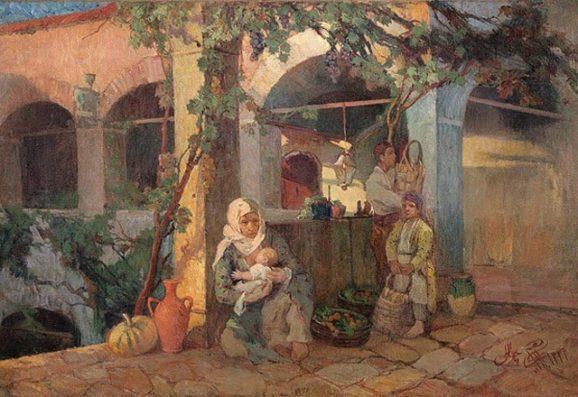 İbrahim Çallı Kimdir? Kısaca Hayatı ve Eserleri
