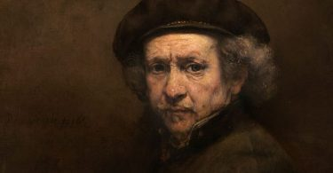 Ressam Rembrandt van Rijn