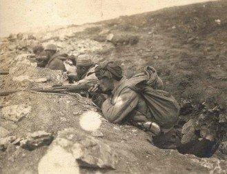 Nezahat Onbaşı Çanakkale Savaşı'nda