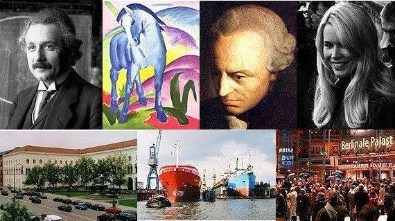 Almanya'da Eğitim, Bilim, Kültür ve Sanat