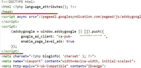 WordPress Siteye Otomatik Reklam Kodu Ekleme