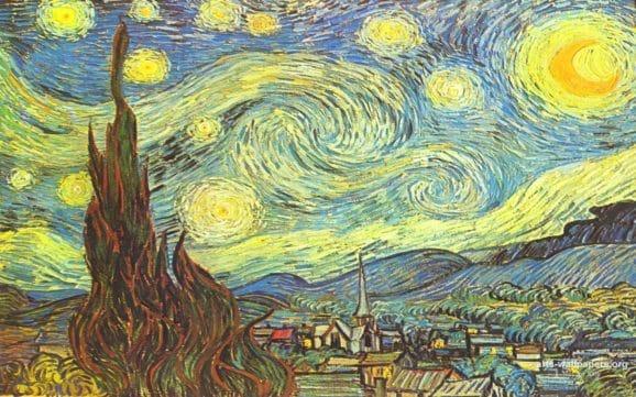 Vincent Van Gogh Kimdir? Kısaca Hayatı ve En Ünlü Tabloları