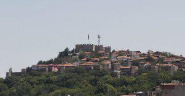 Ankara Kalesi'nin Tarihi ve Mimari Özellikleri