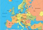 Avrupa'daki Ülkelerin Güncel Listesi