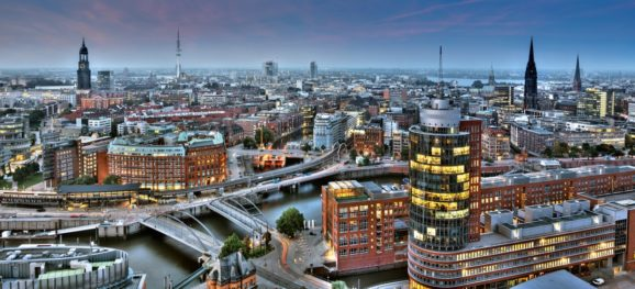Hamburg'un En Ünlü 5 Gezi Noktası