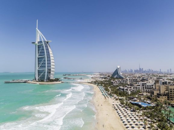 Dünyanın En Yüksek 5 Oteli