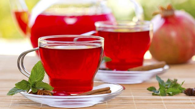 Nar kabuğu çayı nasıl yapılır? Faydaları nelerdir? 3 – nar kabuğu çayı