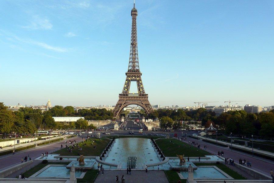 Paris'te Gezilecek En Ünlü 10 Turistik Yer