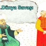 1. Dünya Savaşı'nın Sebepleri ve Osmanlı Devleti