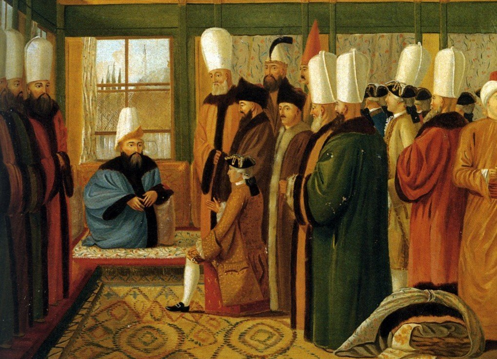 Osmanlı Devleti'nde Mahkemeler