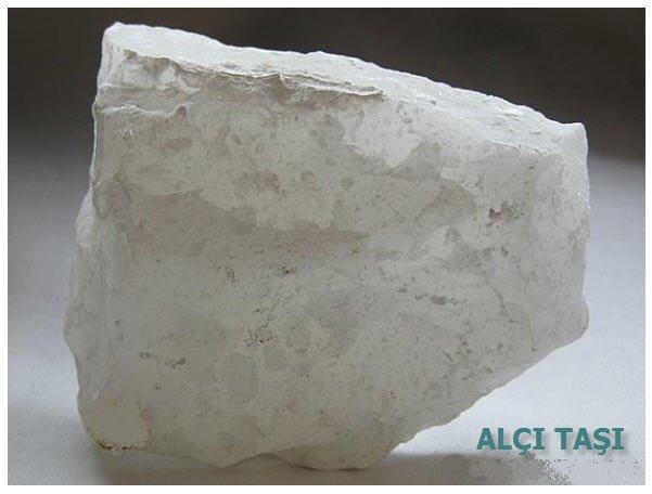 Sülfat Mineralleri 1 – alci tasi