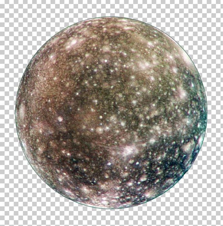 Jüpiter Gezegeni Hakkında Bilgiler 5 – callisto