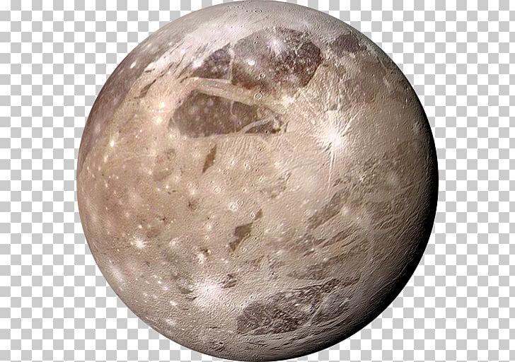 Jüpiter Gezegeni Hakkında Bilgiler 4 – ganymede