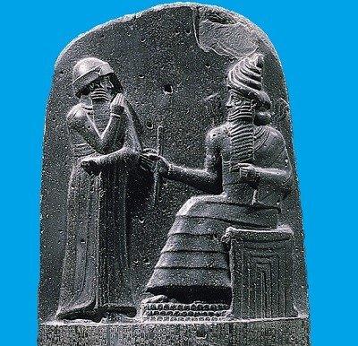 Hammurabi Kanunları 8 – hammurabi steli