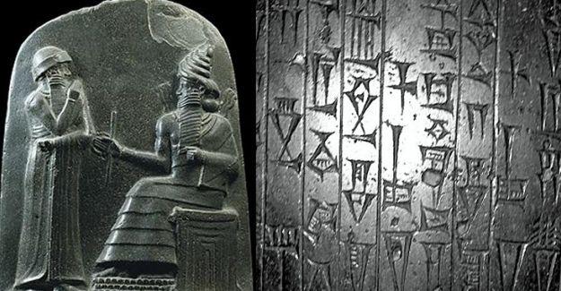 Hammurabi Kanunları 1 – hammurabi