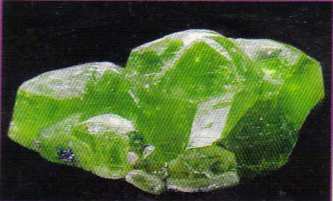 Olivin Mineralleri