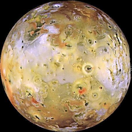 Jüpiter Gezegeni Hakkında Bilgiler 2 – io
