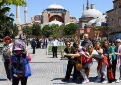 Yıllara göre Türkiye'ye gelen turist sayısı