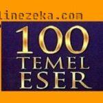 100 Temel Eser Sesli Kitap Ücretsiz Mp3 Dinle