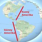 Amerika Kıtası'nın Coğrafi Özellikleri