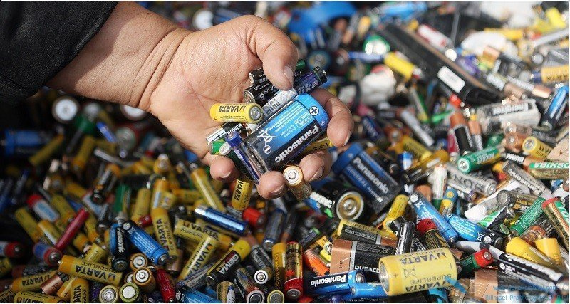 Bitmiş Piller Neden Çöpe Atılmaz? 4 – atik pil