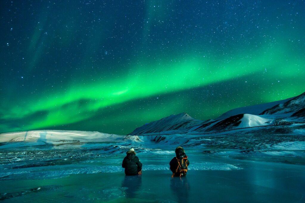 Kutup Işıkları Nasıl Oluşur? Nerede İzlenir? 1 – aurora