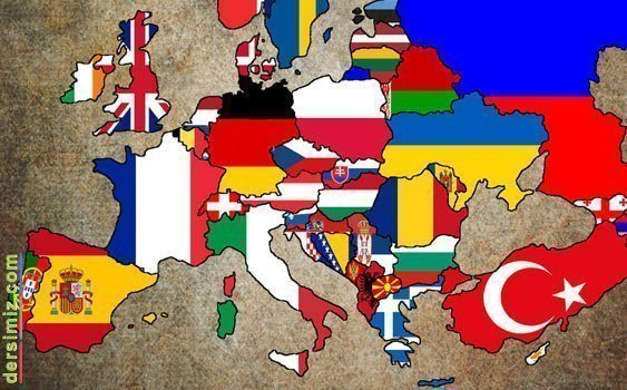 Avrupa Kıtası'nın Coğrafi Özellikleri 3 – avrupa