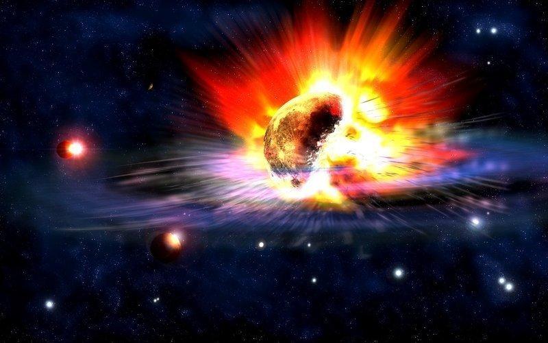 Evren'in Oluşumu (Bigbang)
