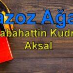 Sabahattin Kudret Aksal-Gazoz Ağacı Sesli Kitap Dinle