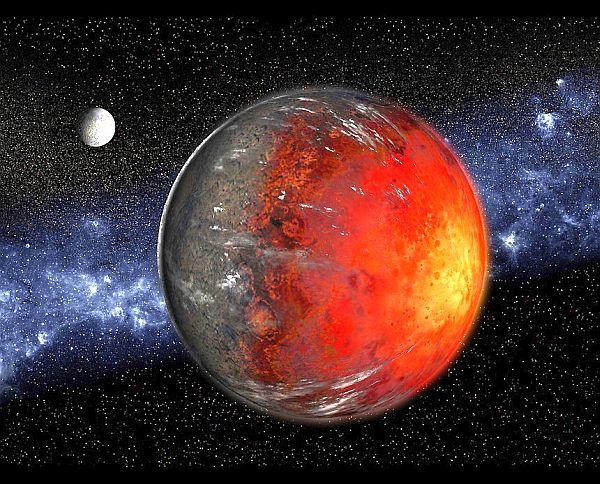 Gezegenler Nasıl Oluştu?