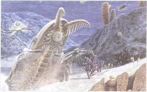 Birinci Jeolojik Zaman (Paleozoik)