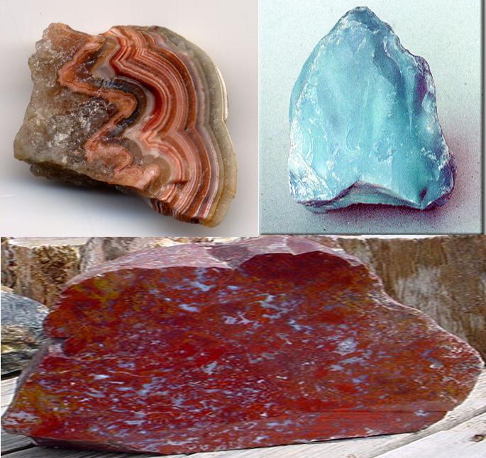 Kuvars Mineralleri (SiO2) 3 – image 2