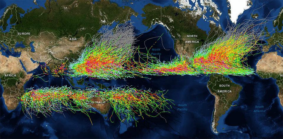 Tropikal Siklon (Kasırga) Nedir? İklim Değişikliğinin Etkisi. 1 – image 67