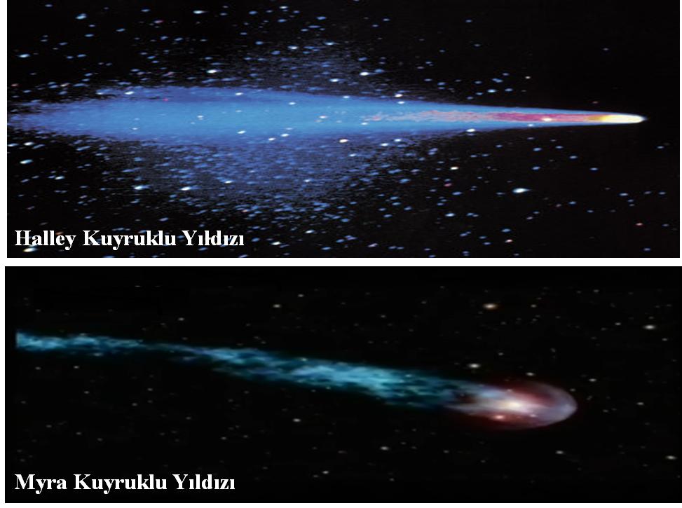 Kuyruklu Yıldız Nedir? Nasıl Oluşur? 2 – image 7