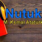 M. Kemal Atatürk-Nutuk Sesli Kitap Dinle