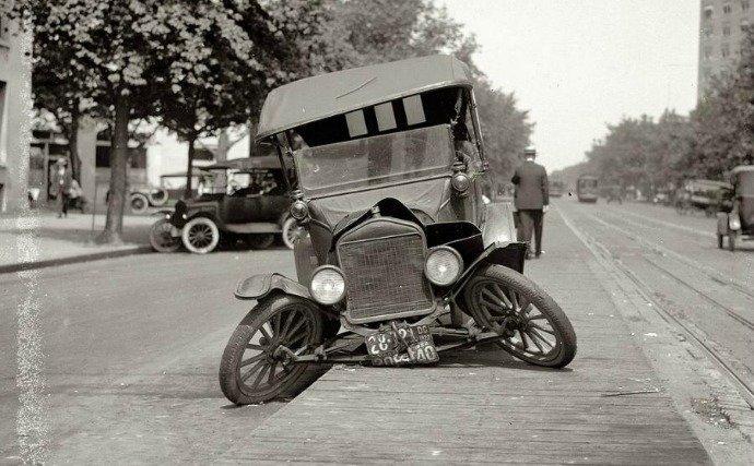 Tarihteki İlk Trafik Kazası Ne Zaman Oldu?