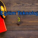 Meb Eğitim Teknolojileri 3 Sesli Kitap Dinle