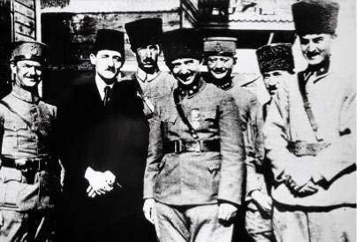 Kurtuluş Savaşı'nda Yapılan Savaşlar ve Antlaşmalar (Tümü) 5 – Mudanya antlaşması ile düşmanlar türkiyeden atıldı