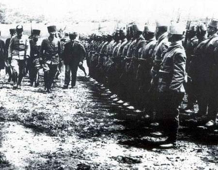 Kurtuluş Savaşı'nda Yapılan Savaşlar ve Antlaşmalar (Tümü) 4 – Mustafa Kemal Büyük taarruz cephesinde
