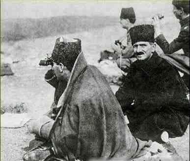 Kurtuluş Savaşı'nda Yapılan Savaşlar ve Antlaşmalar (Tümü) 3 – Mustafa Kemal Sakarya cephesinde